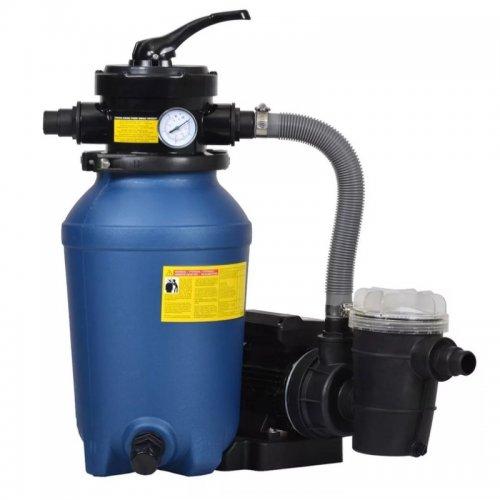 Písková filtrace s předfiltrací HECHT 302110