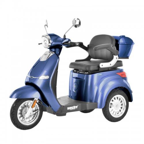 Elektrický skútr - tříkolka HECHT CITIS MAX BLUE