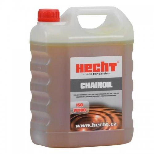 Olej na řetězové lišty HECHT CHAINOIL 4L