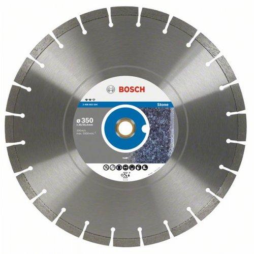Diamantový dělicí kotouč Expert for Stone 400 x 20/25,4 x 3,2 x 12 mm Bosch 2608602595