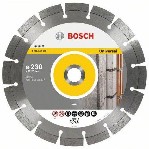 Diamantový dělicí kotouč Expert for Universal 115 x 22,23 x 2,2 x 12 mm Bosch 2608602564