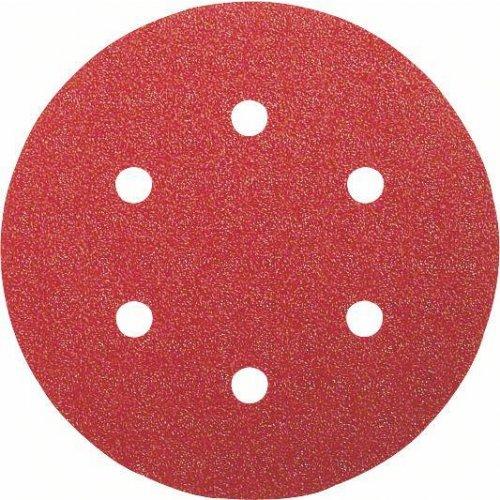 5dílná sada brusných papírů 150 mm, 60 Bosch 2608605086