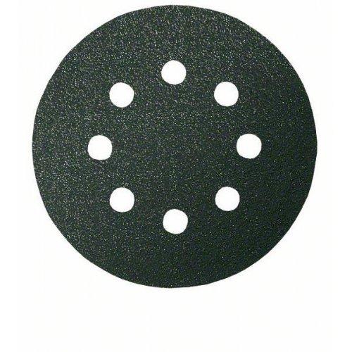 5dílná sada brusných papírů 115 mm, 80 Bosch 2608605558