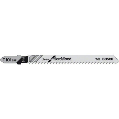 Pilový plátek do kmitací pily T 101 BRF Clean for Hard Wood Bosch