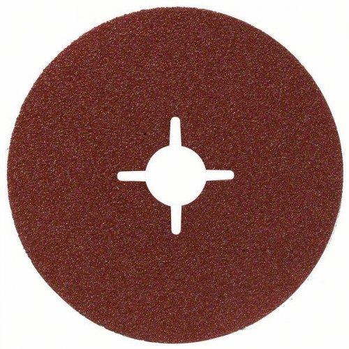 Fíbrový brusný kotouč pro úhlovou brusku, korund 125 mm, 22 mm, 24 Bosch