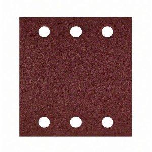 10dílná sada brusných papírů 115 x 107 mm, 240 Bosch 2608607460