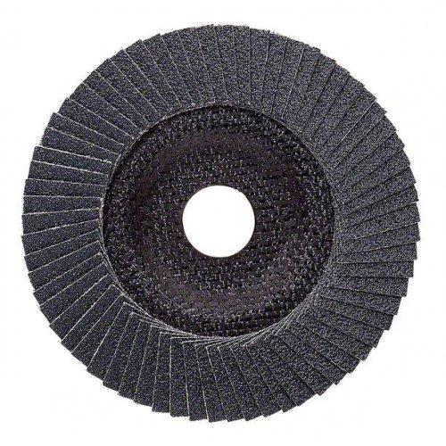 Lamelový brusný kotouč lomený X571 Best for Metal 125 mm, 22,23 mm, 80 Bosch 2608606924