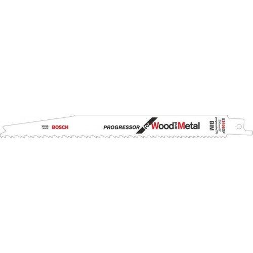 Pilový plátek do pily ocasky S 3456 Xf Progressor for Wood and Metal Bosch