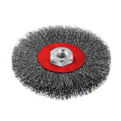 Kotoučový kartáč 115 mm, 0,3 mm, 11000 U/ min, 14 Bosch