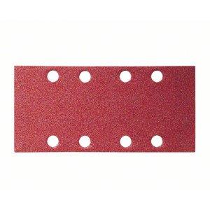 10dílná sada brusných papírů 93 x 185 mm, 40 Bosch