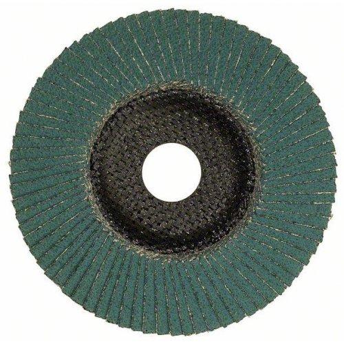 Lamelový brusný kotouč lomený X581 Best for Inox 115 mm, 22,23, 60 Bosch 2608608264