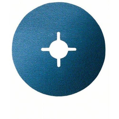 Fíbrový brusný kotouč pro úhlovou brusku, zirkonkorund 230 mm, 22 mm, 24 Bosch