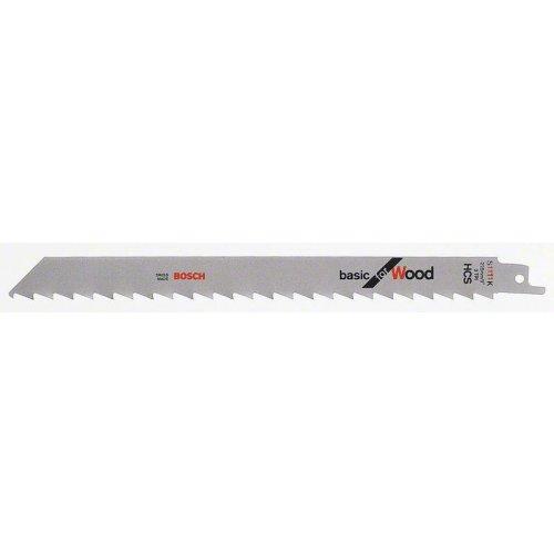 Pilový plátek do pily ocasky S 1111 K Basic for Wood Bosch