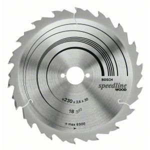 Pilový kotouč Standard for Wood Speed 150 x 20 x 2,2 mm, 18 Bosch