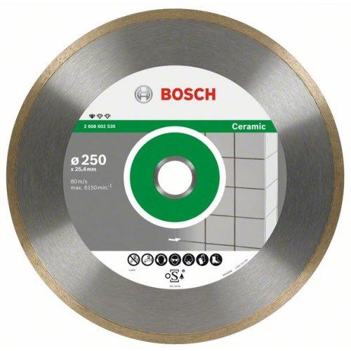 Diamantový dělicí kotouč Standard for Ceramic 230 x 25,40 x 1,6 x 7 mm Bosch 2608602538
