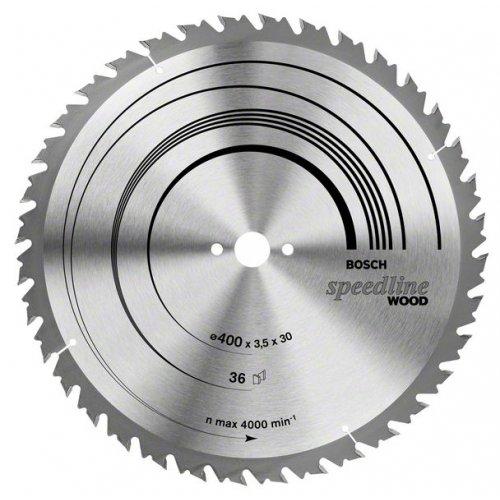 Pilový kotouč Standard for Wood Speed 250 x 30 x 3,2 mm, 24 Bosch