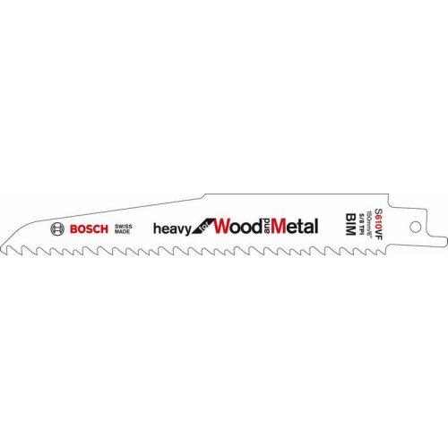 Pilový plátek do pily ocasky S 610 VF Heavy for Wood and Metal Bosch
