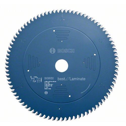 Pilový kotouč do okružních pil Best for Laminate 216 x 30 x 2,5 mm, 60 Bosch