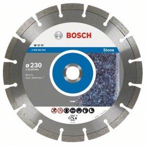 Diamantový dělicí kotouč Standard for Stone 125 x 22,23 x 1,6 x 10 mm Bosch 2608602598