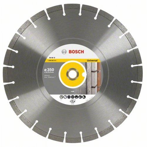 Diamantový dělicí kotouč Expert for Universal 300 x 20/25,4 x 2,8 x 12 mm Bosch 2608602570