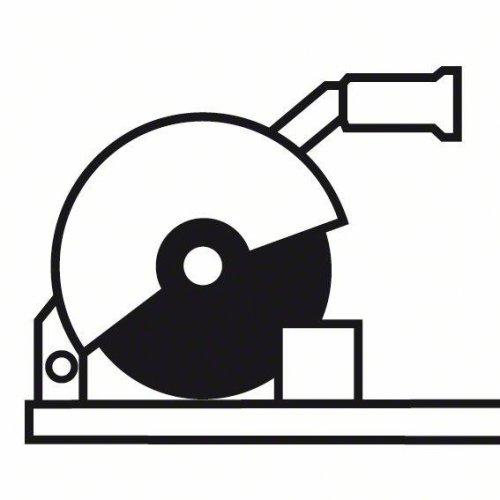 Řezný kotouč rovný na kov Expert for Metal A 36 R BF, 400 mm, 25,4 mm, 3,2 mm Bosch 2608600544