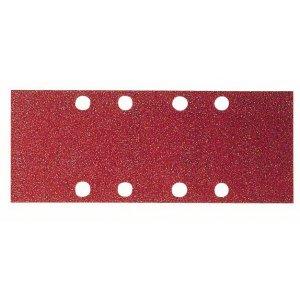 10dílná sada brusných papírů 93 x 230 mm, 400 Bosch