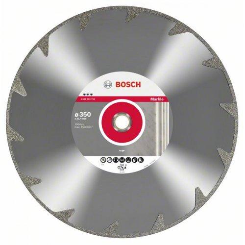 Diamantový dělicí kotouč Best for Marble 230 x 22,23 x 2,2 x 3 mm Bosch 2608602693