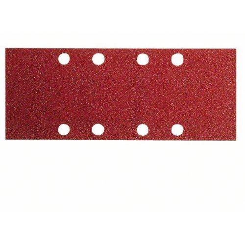 10dílná sada brusných papírů 80 x 133 mm, 80 Bosch 2608605280