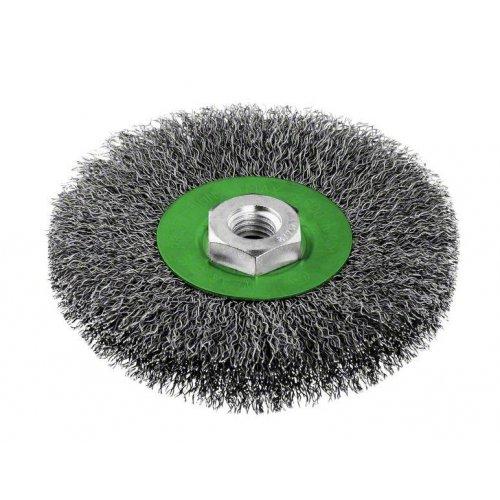 Kotoučový kartáč, nerezový 115 mm, 0,3 mm, 8500 U/ min, 14 Bosch