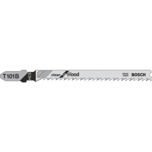 Pilový plátek do kmitací pily T 101 B Clean for Wood Bosch