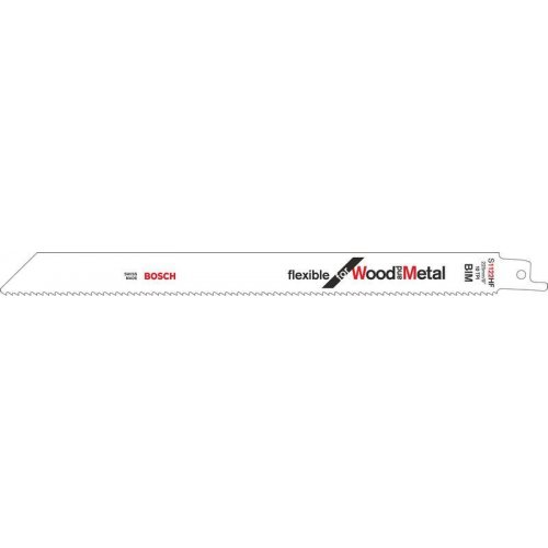 Pilový plátek do pily ocasky S 1122 HF Flexible for Wood and Metal Bosch
