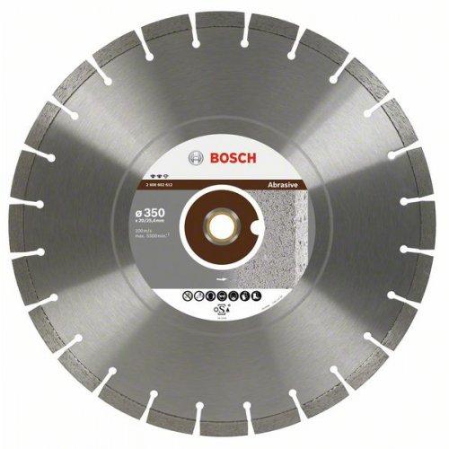Diamantový dělicí kotouč Expert for Abrasive 400 x 20/25,4 x 3,2 x 12 mm Bosch 2608602613