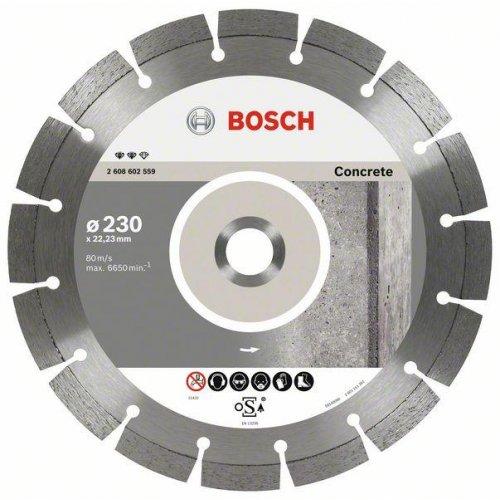Diamantový dělicí kotouč Expert for Concrete 180 x 22,23 x 2,4 x 12 mm Bosch 2608602558