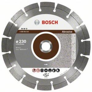 Diamantový dělicí kotouč Expert for Abrasive 125 x 22,23 x 1,6 x 10 mm Bosch 2608602607