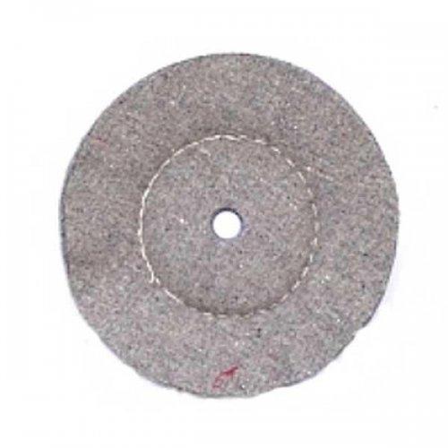 Leštící kotouč tvrdý, průměr 200 × 30 mm, upínání 16 mm OPTIMUM