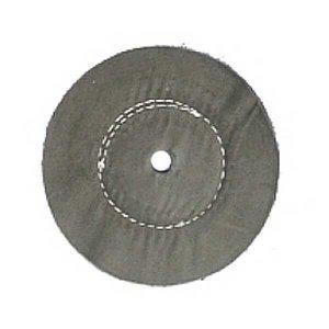 Leštící kotouč měkký, průměr 250 × 40 mm, upínání 20 mm OPTIMUM