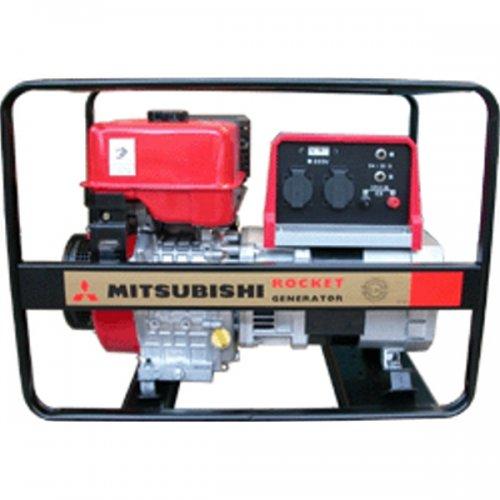 Elektrocentrála MITSUBISHI MGP 6000