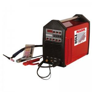Svářecí pulsní Invertor WIG/TIG Holzmann PISA 200ACDC