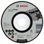 Hrubovací kotouč lomený - Inox AS 30 S INOX BF, 115 mm, 22.23 mm, 6 mm Bosch