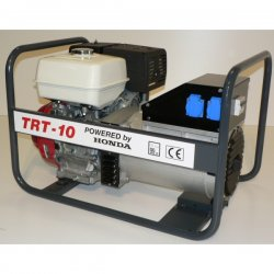 Elektrocentrála NTC třífázová TRT-10