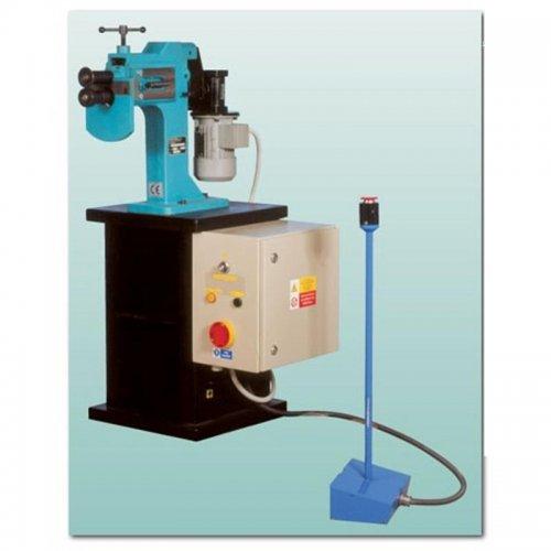 Elektrická lemovačka plechu bez rolen s plynulou regulací rychlosti JESAN XACD 280 E