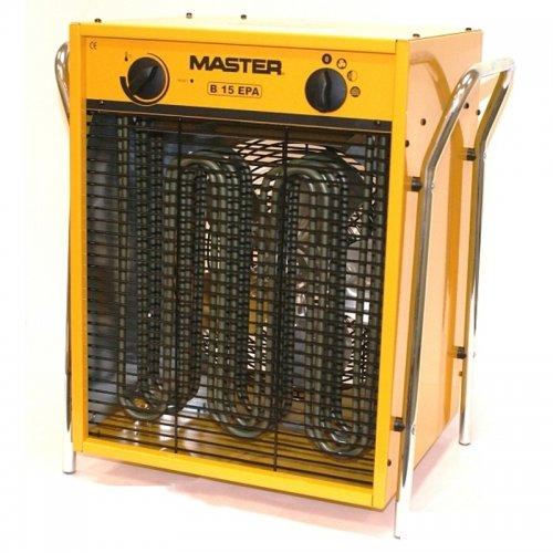 Elektrické topidlo Master B 15 EPB