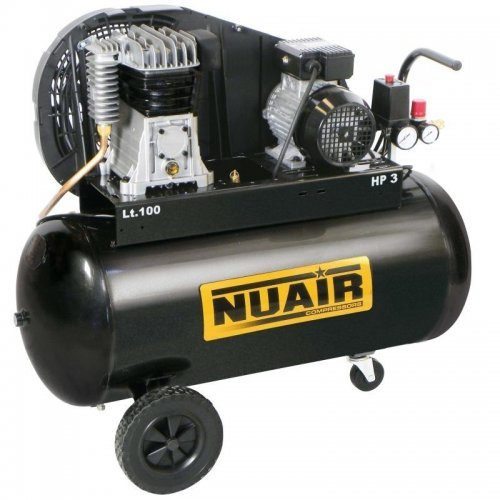 Pístový kompresor NUAIR B2800B/100CT3