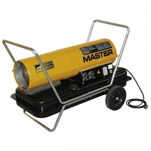 Mobilní naftové topidlo Master B 150 CED