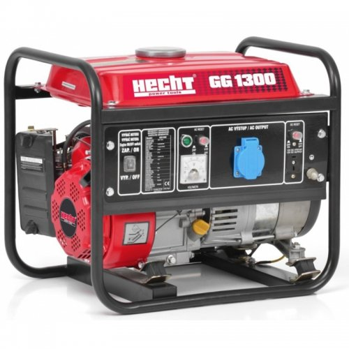 Benzínový generátor HECHT GG 1300