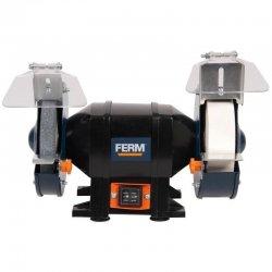 Dvoukotoučová bruska FERM FSMW-250/150