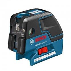 Bodový laser Bosch GCL 25 Bosch Professional