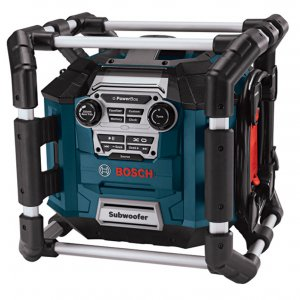 Aku rádio bez aku Bosch GML 50 Professional