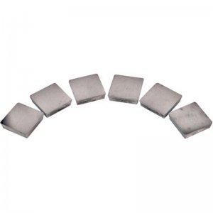 Břitové destičky 6ks pro Metallkraft KE 16 - 2
