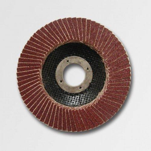 Kotouč brusný lamelový korund 150mm, zr.40 STAVTOOL BS150040